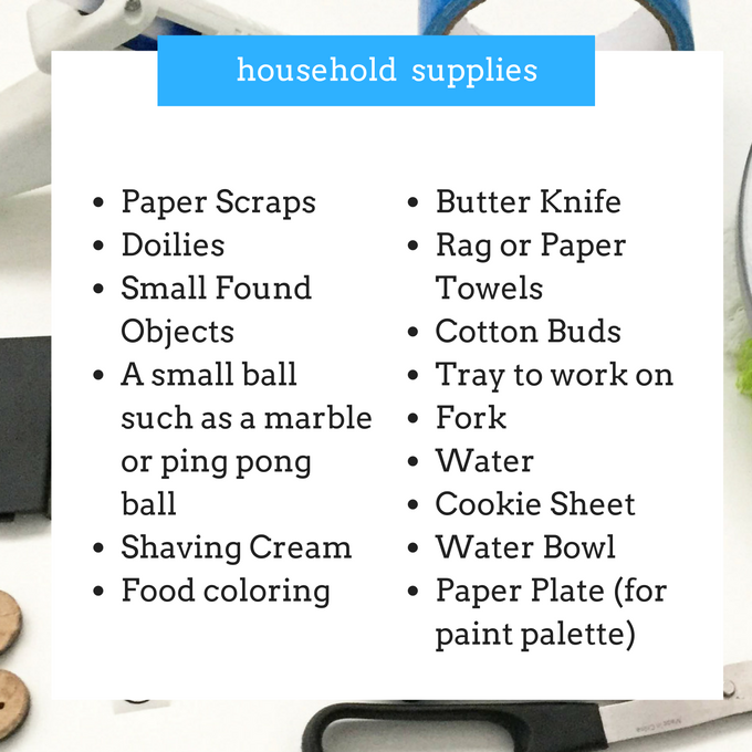 Household Supplies - jan