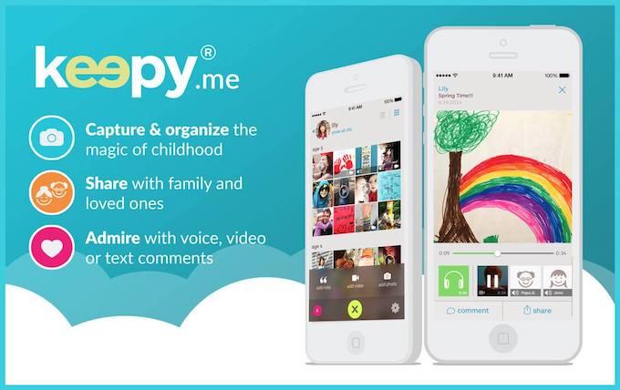 keepy app