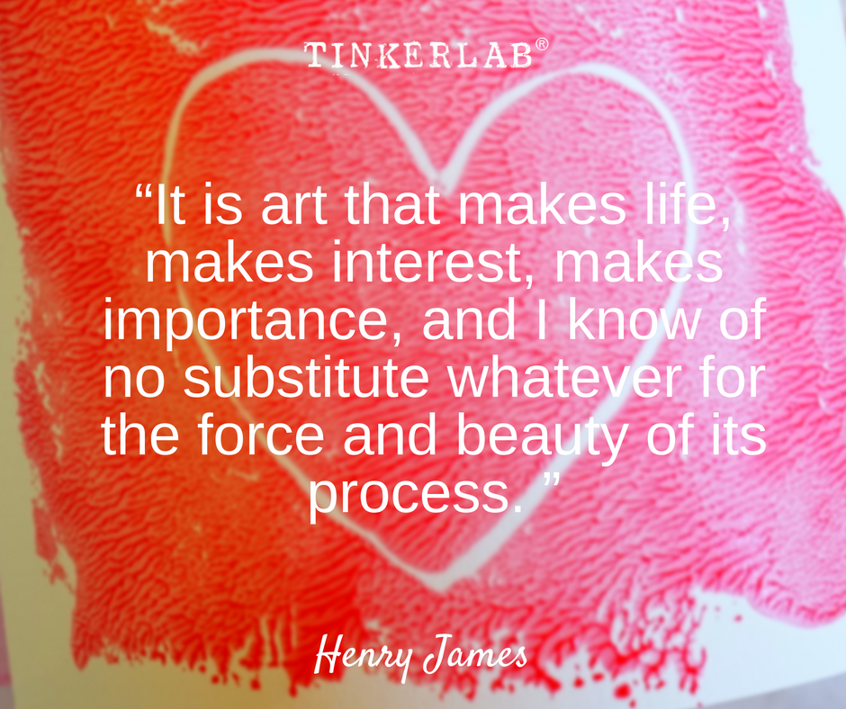 ar quote henry james