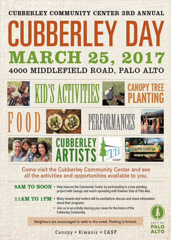 Cubberley Community Day 2017