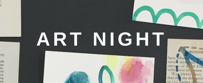 Art Night at TinkerLab