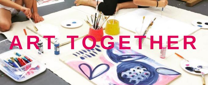 Art Together TinkerLab