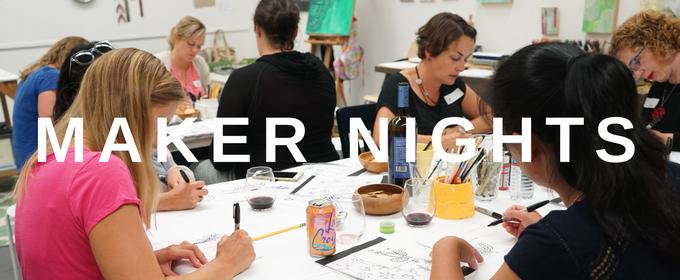 Maker Nights TinkerLab