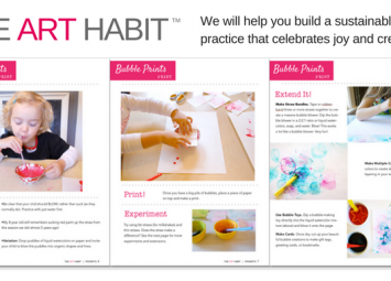 THE ART HABIT ad image