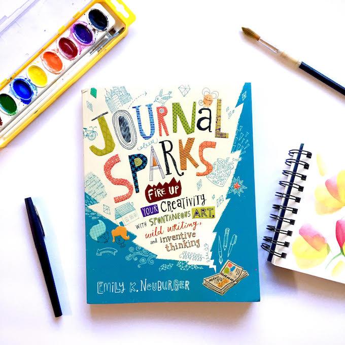Art Sparks Book