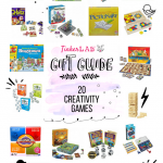 The Ultimate Creativity Games Gift Guide