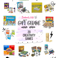 Creativity Games Gift Guide