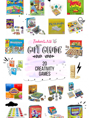 Your Essential Creativity Games Gift Guide