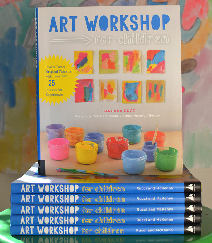 Art Workshop for Children Bar Rucci