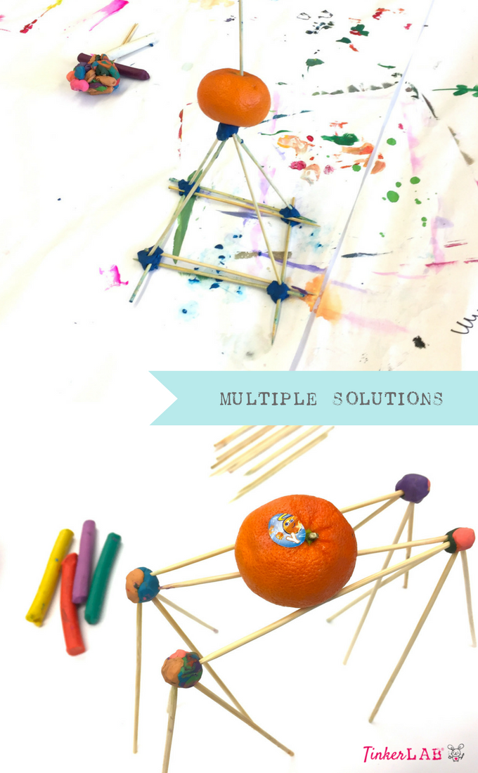 multiple solutions stem challenges