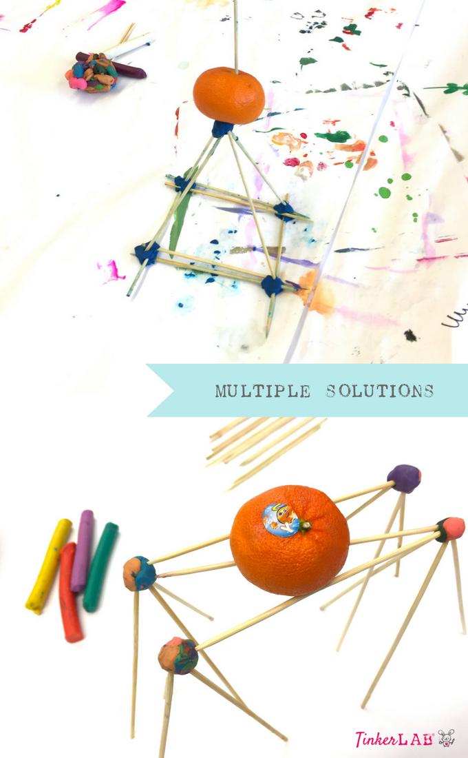 multiple solutions stem challenges