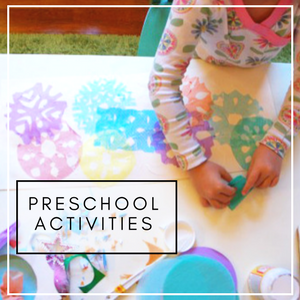 Preschool Art Lessons