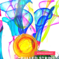 How to Make Captivating Pulled String Art