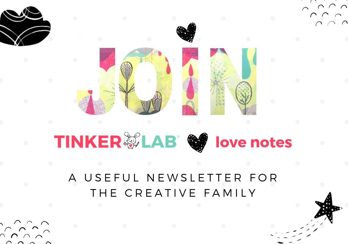 JOIN tinkerlab LOVENOTES