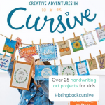 Creative Adventures in Cursive | Coming Soon!
