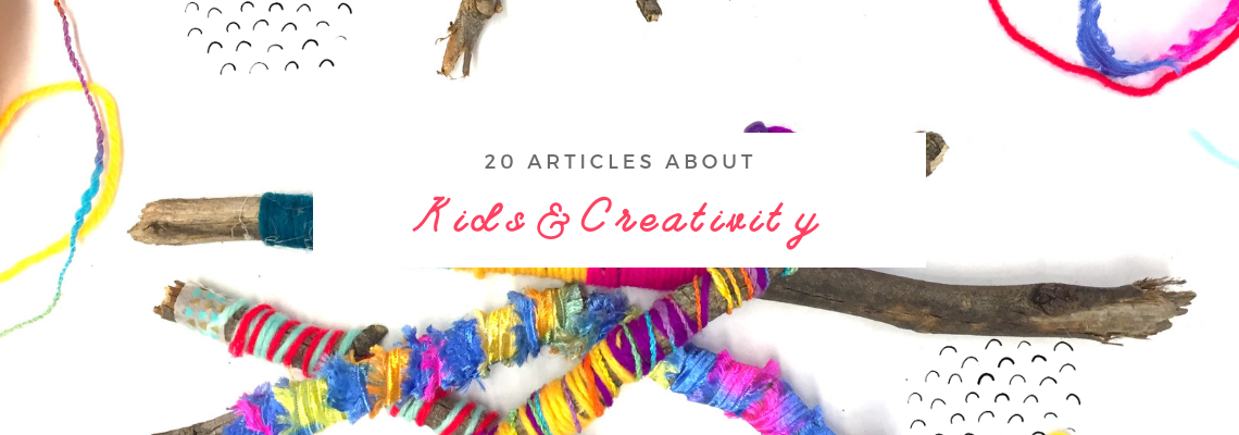 kids and creativity articles
