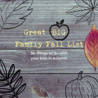 The Great Big Family Fall List
