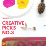 Creative Picks – No.3