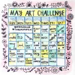May Art Challenge from TinkerLab