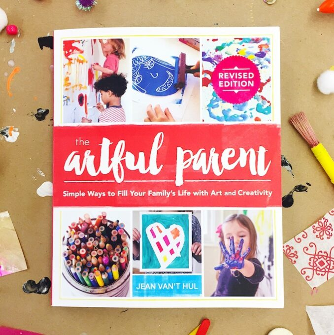 The Artful Parent Book Review