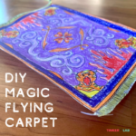 Make an Aladdin Magic Flying Carpet