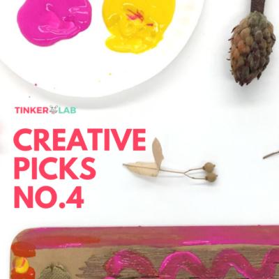 CREATIVE PICKS – NO.4