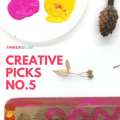 CREATIVE PICKS – NO.5