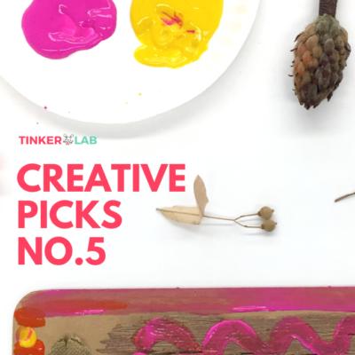 CREATIVE PICKS – NO.5