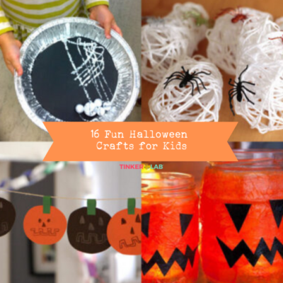 16 Fun Halloween Crafts for Kids