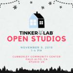 Open Studios – Nov.9