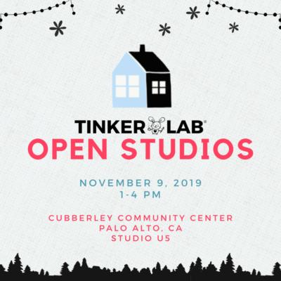 Open Studios - Nov.9